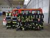 Die Gruppe der Freiwilligen Feuerwehr Esting mit den Schiedsrichtern Hannes Haschka und KBM Frank Sandrock