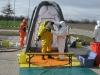 Träger von Chemikalienschutzanzügen - Bild 2