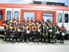 23 Mann aus den Feuerwehren Eichenau, Fürstenfeldbruck und Olching