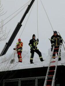 Mitglied bei der Feuerwehr werden