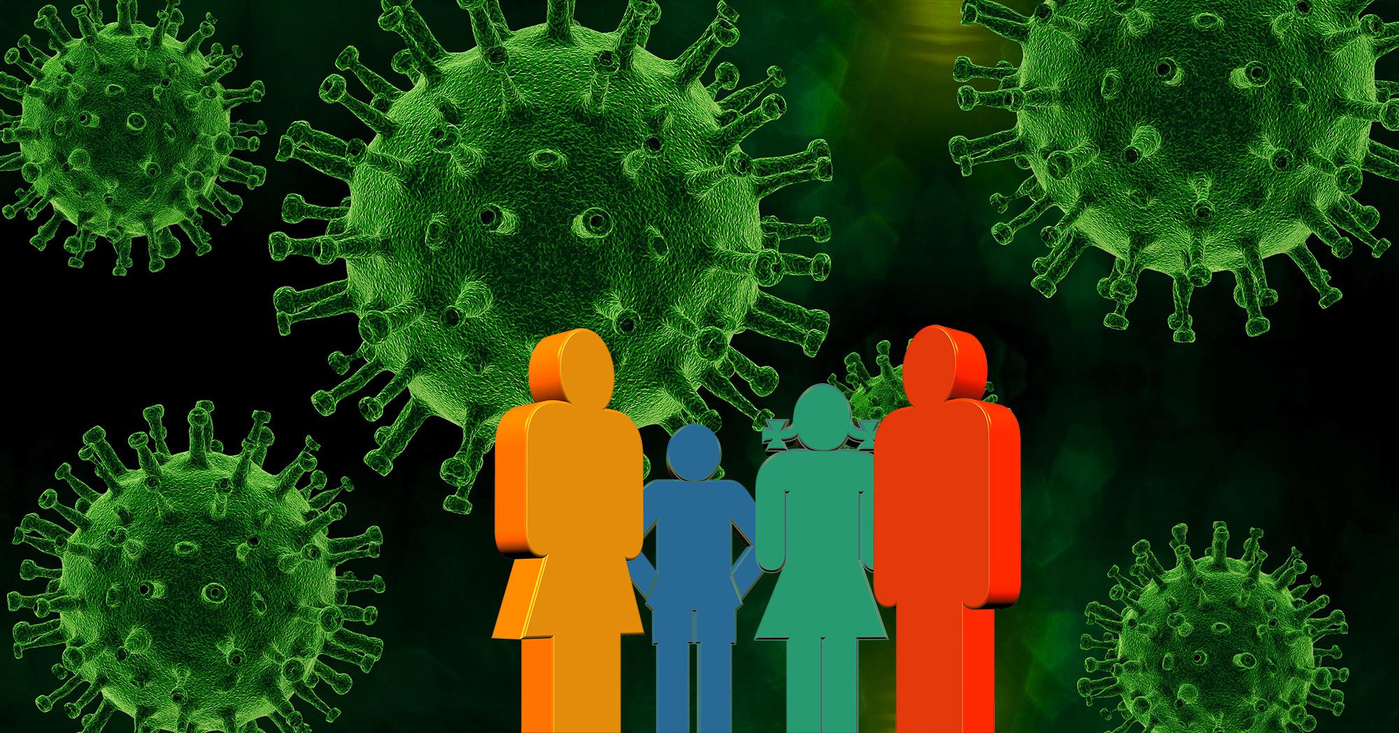 Aktuelle Informationen für die Feuerwehren des Landkreises zur Entwicklung COVID-19 (Coronavirus SARS-CoV-2)