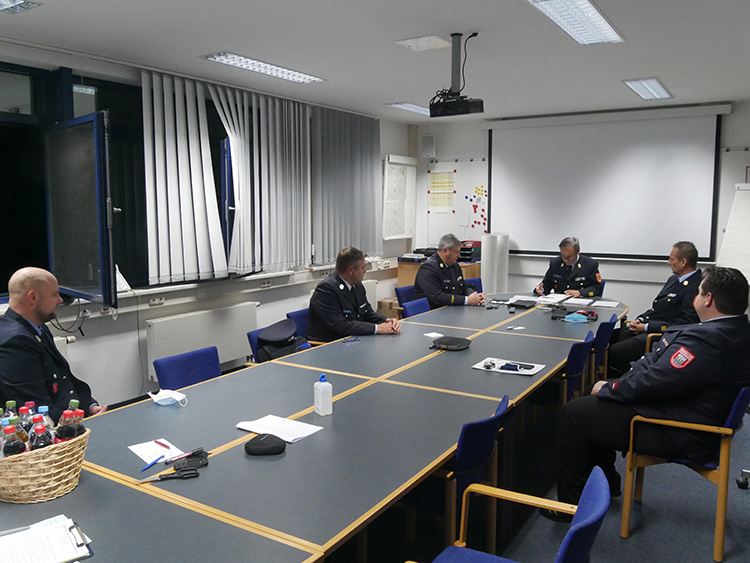 Hauptversammlung des Kreisfeuerwehrverbandes 2020